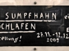 Berlin, Kolonie Wedding, Galerie Sumpfhahn.